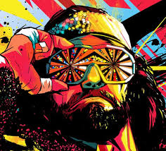 Macho Man Randy Savage Meme - macho man randy savage thumb awesome pinterest wrestling posters