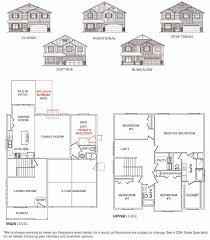 Cbh Floor Plan Columbia 2530 New House Pinterest Columbia