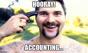 Shoot Myself Meme - accounting makes me want to shoot myself imgflip