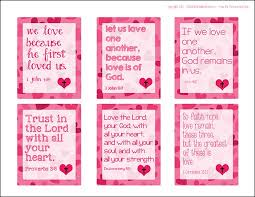kids valentines cards printable religious cards for kids