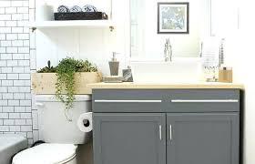 Black Bathroom Storage Bathroom Cabinet Small Black Cabinets Medicine For Wall Painted