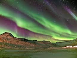when are the northern lights visible in iceland northern lights visible throughout u s states aurora borealis