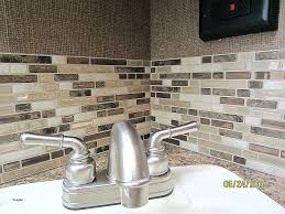 adhesive backsplash tiles for kitchen self adhesive backsplash tiles creative stunning peel and stick