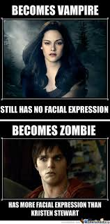 Facial Meme - zombies has more facial expression by serkopat meme center