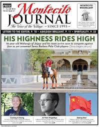his highness rides high by santa barbara sentinel issuu