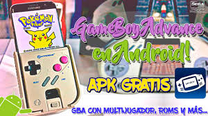 gba for android apk el mejor emulador de boy advance gba para android apk