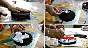 black forest cake recipe eggless baking cake recipe