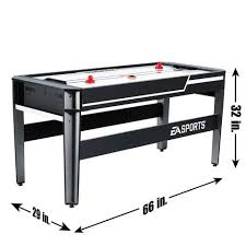 Air Hockey Table Dimensions by Ea Sports 66