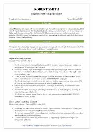 creative resume exles 2015 nurse and health health care specialist resume digital marketing resume digital