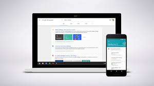 google unveils springboard app and redesigned google sites in new