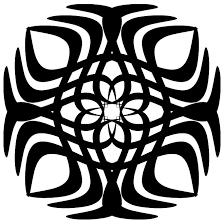 tribal tattoo vector sun shape download at vectorportal