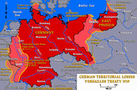 post ww1 map institute for research of expelled germans 10 000 000