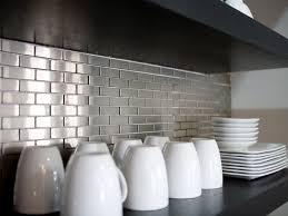 metal tiles for kitchen backsplash mirrored kitchen backsplash ideas metal mirrored kitchen