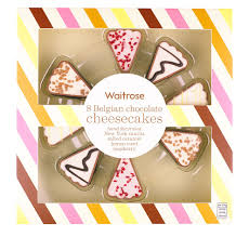 belgian chocolates shaped and flavoured like doughnuts and