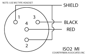 100 wiring diagram for xlr plug need help with ta4f 4 pin