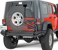 aev jeep rubicon aev rear bumper for 07 17 jeep wrangler wrangler unlimited jk