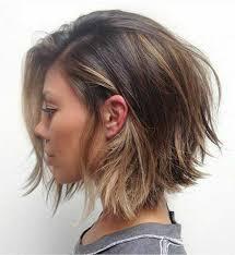 no fuss lob haircut 10 absolute best messy bobs 2018 hairstyle guru