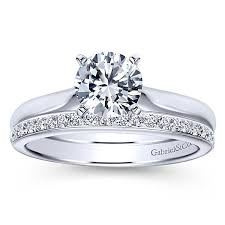 solitaire engagement ring solitaire engagement rings solitaire gabriel co