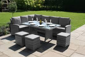 rattan corner sofa maze rattan kingston corner sofa dining garden furniture set