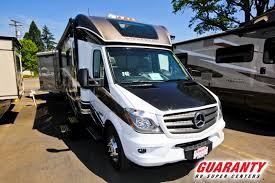 2017 winnebago navion 24g new m36732