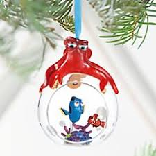 finding nemo inspired ornament disney by clarityartwork