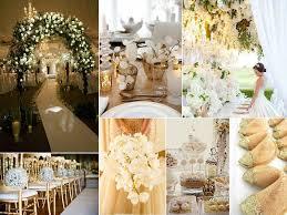 mariage et blanc mariage blanc et or fantaisie wedding planner wedding déco