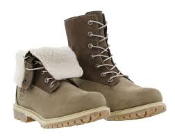 buy womens timberland boots timberland boots womens authentics teddy fleece waterproof taupe