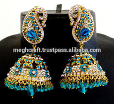 jhumka earrings chandelier jhumka earring jhumka earring
