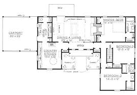 country house plans one story country home plans by natalie f 1678