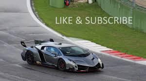 Lamborghini Veneno Top Gear - lamborghini veneno test drive top speed youtube