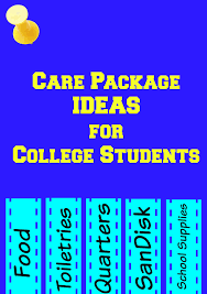 Care Packages For College Students Care Package Ideas Prepped For