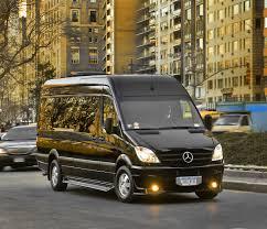 luxury mercedes van über luxurious mercedes benz sprinter puts limos to shame