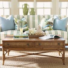 coffee table for long couch tommy bahama couch elegant home beach house coffee table with regard