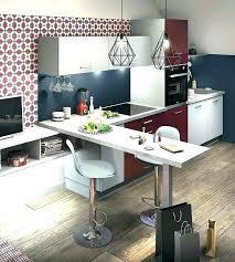 modele de cuisine avec ilot modale de cuisine equipee gallery of modele cuisine equipee lapeyre