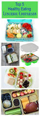 top 5 healthy eating lunchbox comparison healthy ideas for kids