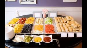 ideas for graduation party awesome graduation party food ideas