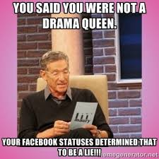 How To Put A Meme On Facebook Comments - best 25 facebook drama quotes ideas on pinterest drama queen