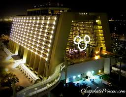the disney world resort with the most fabulous christmas