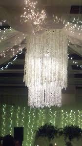Wedding Chandeliers Themed Wedding Chandelier Ribbon Editonline Us