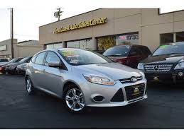 gas mileage for 2014 ford focus 2014 ford focus se 1 owner low clean for sale in