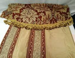 Croscill Curtains Discontinued Croscill Curtains Curtains Marquis Curtain Valance By Home
