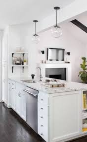 Sink In Kitchen Island I Want An Island So Ridiculously Massive That A Family Of Four