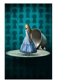 tim burton takes alice weird wild wonderland wired