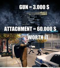 Payday 2 Meme - payday 2 logic by thegamer0014 meme center