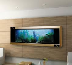 modern aquarium design for living room design incredible