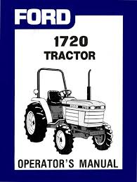 ford tractor manuals ford 2000 3000 4000 5000 manual