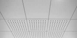 Suspended Ceiling Tile by Wooden Suspended Ceiling Panel Tile Acoustic 60x60 60x120