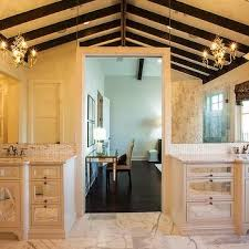 southern living bathroom ideas master bathroom ceiling beams design ideas