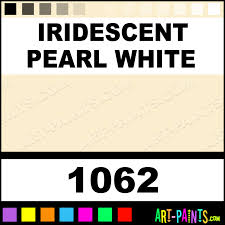 iridescent pearl white iridescent oil paints 1062 iridescent