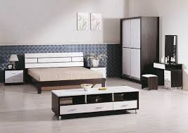 bedroom fetching modern black and white bedroom design and